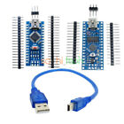 ATmega168 ATmega328 CH340G 5V 16M Nano V30 Mini USB Board Cable For Arduino