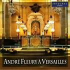 Andre Fleury A Versailles [French Import] Various Organists Audio CD
