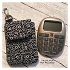 WW Weight Watchers FreeStyle Calculator Pouch Holder Custom 48 Fabrics