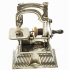 WOW! rare and  antique Sewing Machine THE TABITHA LONG SKIRT circa 1889
