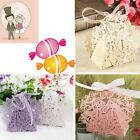 Butterfly Ribbon Gift Candy Paper Box Wedding Party Favor Paper Bag OJ