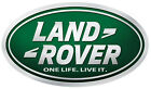 LAND ROVER ONE LIFE LIVE IT DIGITALLY CUTOUT VINYL STICKER 5  X 3