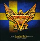 Triumph - Live At Sweden Rock Festival (CD Used Very Good)