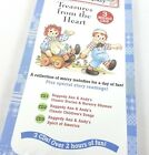 Raggedy Ann Andy 3 Music CD Set Treasures From The Heart Stories Rhymes NEW