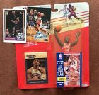 1988 Charles Barkley 76'ers Starting Lineup Figure and  4 Cards