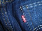 Levis vintage clothing LVC 1955 501 Big E selvedge selvage jeans