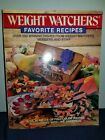 Vintage 1986 weight watchers favorite recipes cookbook