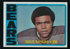 Gale Sayers Cards, Rookie Card and Autographed Memorabilia Guide 5