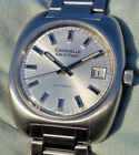 Rare watch CARAVELLE Set O Matic AUTOMATIC 1974 by BULOVA anchor shaped perfect