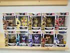 FIVE NIGHTS AT FREDDY'S FUNKO POP LOT & EXCLUSIVES & CHASE