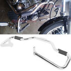 00-17 Harley Heritage Softail Fat Boy E2 Engine Mustache Guard Highway Crash Bar
