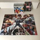 MARVEL UNIVERSE 2011 (Rittenhouse) COMPLETE CARD SET Crossover Events + PROMO P1