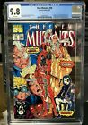 New Mutants #98 1st Appearance Deadpool CGC Graded 9.8
