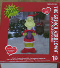 NEW GRINCH 4 FT TALL CHRISTMAS AIRBLOWN INFLATABLE DR SEUSS