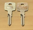 2 Aprilia Bimota BMW Buell Italjet Motorcycle Key Blanks for key Codes 8001-9554