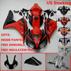 F07 RAC US Fairing Bodywork Injection Kit Windscreen For Honda CBR1000RR 2006-07