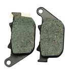 Rear Brake Pads For Harley Davidson XL 1200 XL1200 Sportster 2004-2013