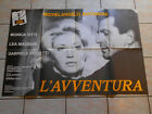 THE ADVENTURE LAVVENTURA Michelangelo Antonioni Monica Vitti