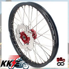 KKE 1.6*21 FRONT WHEEL RIM FOR HONDA CR125R 2002-2013 CRF250R CRF450R DISC CNC