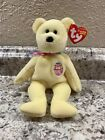 Ty Beanie Babies Eggs The Bear 2005 Date Of Birth March 31, 2004 NWT