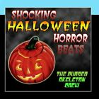 Shocking Halloween Horror Beats The Cursed Skeleton Crew CD