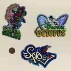 Vintage Marvel Stickers Lot Spider Man Green Goblin Doc Ock 2002 holofoil RARE