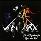 Stand Together for Rock & Roll Van Arx CD