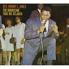 Hurricane That Hit Atlanta Rev. Johnny L. Jones Audio CD
