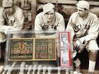 First and Last Babe Ruth Yankees Contracts Heading to Auction Block 16
