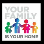 Your Family Is Your Home - Single Chris Catalano & Carl Restivo CD