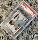 1951 Bowman MICKEY MANTLE PSA 4 Rookie Rc #253 *Amazing- High End*-PMJS