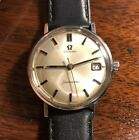 Omega Seamaster Vintage Watch Mens Stainless Steel