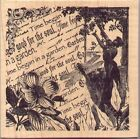 Rubber Stamp Paper Inspirations Garden Collage