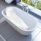 Full Body Spa Bath Pillow Mat Luxury Soft Quilted Bathtub Cushion Relax US Stock