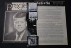 1963 Presidents John F. Kennedy IN MEMORIAM PREGLED Special edition