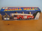 SUNOCO TOY FIRE TRUCK IN BOX - 1995 COLLECTOR'S EDITION - WORKING SIREN