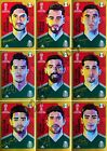 2018 Panini World Cup Stickers Collection Russia Soccer Cards 10