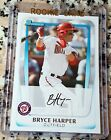 Bryce Harper Rookie Card Unveiled by Topps 16