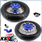 KKE WHEEL FIT YAMAHA 3.5 / 4.25 WR250F 01-19 WR450F 03-19 TIRE 150 CST SUPERMOTO