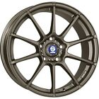 Alloy Wheels Sparco allAssetto Gara Bronze Smart Fortwo Forfour 453 17 Inch