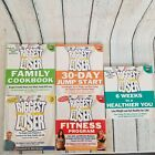 5 Biggest Loser Books Cookbook Lot Weight Loss Fitness Healthier Family Start