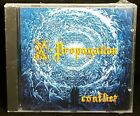 X-Propagation Conflict CD 1993 Intense Records