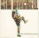 KIM MITCHELL I Am a Wild Party Live 1990 Alert/CRC Canada CZ2-81017 Max Webster