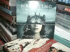 THE HAUNTING OF HILL HOUSE,NETFLIX TELEVISION SOUNDTRACK CD, SIGNED BOOKLET
