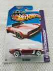 2013 Hot Wheels 69 CAMARO CONVERTIBLE Super Treasure Hunt NIP
