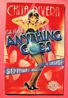 Anything Goes Playbill Starring Chita Rivera  Paper Mill Playhouse Sept 2000