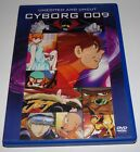 Cyborg 009 Uncut and Unedited DVD 2004 2 Disc Set Widescreen Uncut