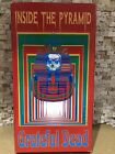 RARE Grateful Dead ‎– Inside The Pyramid 4 CD Box Set With Fold-up Poster