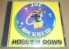 Joe Rockhead Hose 'Em Down Rare 1994 Private Lable AOR Rock CD