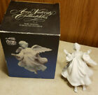 Vintage AVON Porcelain Christmas Nativity Collecibles Figure The Flying Angel 85